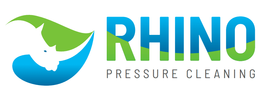 Rhino Pressure Cleaning Logo