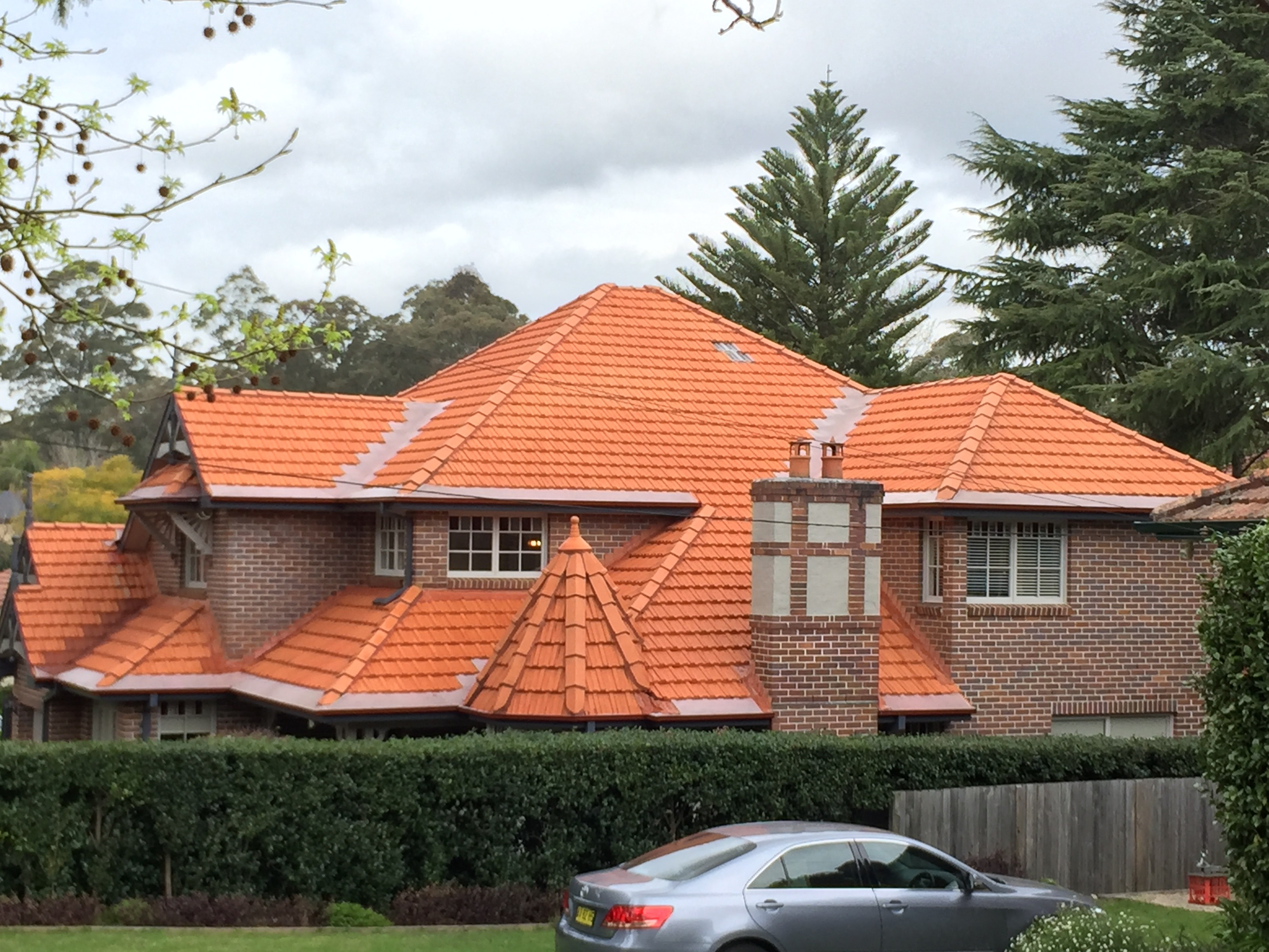 Roof Cleaning Sydney Rhino Pressure Cleaning